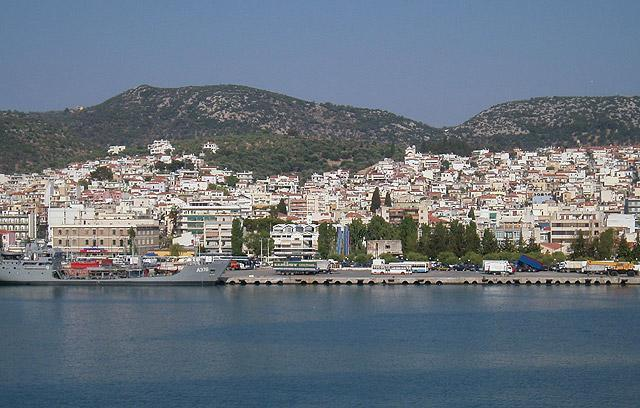 Lesvos Harbour