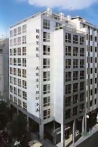 Arethusa Hotel Exterior View