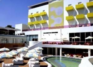 Semiramis Hotel Exterior View