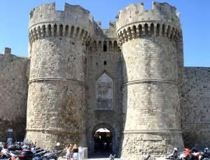 Rhodes Old Castle