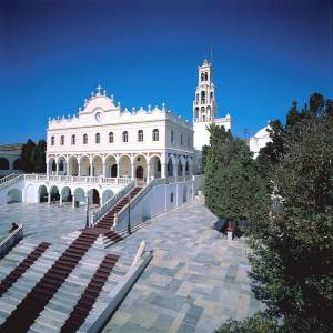 Tinos Holy Cathedral of the Annunciation