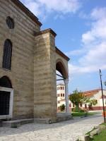 Το Τζαμί του Οσμάν Σαχ, αλλιώς Κουρσούμ Τζαμί: Η βορειοανατολική γωνία