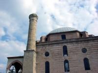 Το Τζαμί του Οσμάν Σαχ: Η δυτική πλευρά