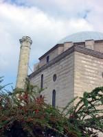 Το Τζαμί του Οσμάν Σαχ: Η νοτιοδυτική γωνία