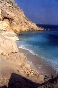 Ikaria Secluded Beach