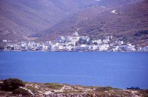 Amorgos Port, Katapola