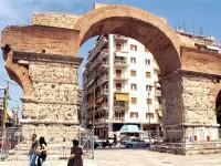 Thessaloniki Arch Triumph