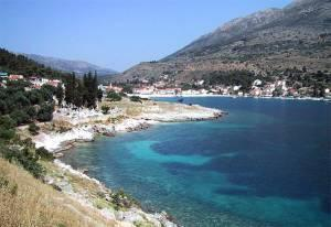 Kefalonia Ag. Efthymia small port