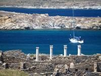 Delos: Archaeological Site