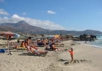 Falasarna Beach, Chania, Crete