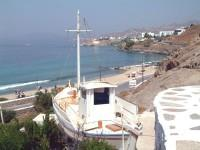 Mykonos Beach view