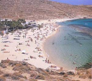 Mykonos Paradise Beach