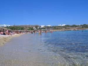 Mykonos Paranga Beach