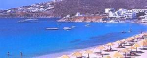 Mykonos Platys Yialos Beach