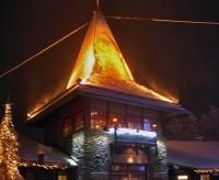 Πρωτοχρονιά 2012 στη Λαπωνία, στο χωριό του Άη Βασίλη