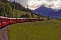 Πανόραμα Ελβετίας - Αλπικό Τρένο