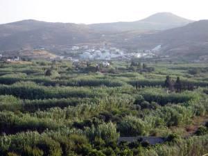 Naxos Eggares Village (photo by Matt Barett)