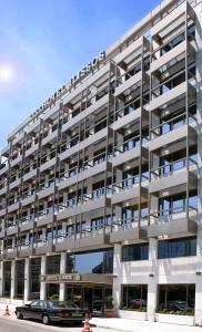 Ilissos Hotel External View