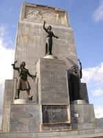 Aghia Lavra: The Monument