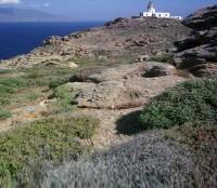 The Lighthouse on Mykonos: The Fanari