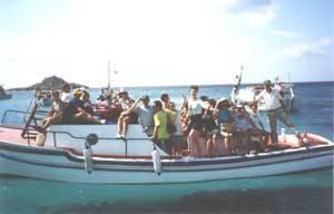 Mykonos BBQ Cruise