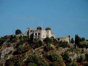 Parga, Part of the Castle