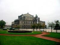 Δρέσδη, Γερμανία: Το κτήριο της Όπερας