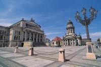 Βερολίνο: Η Πλατεία Ακαδημίας με το Θέατρο και τον Καθεδρικό Ναό