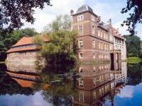 Γερμανία: Κάστρο με προστατευτική τάφρο