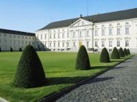 Γερμανία: Το Ανάκτορο Bellevue Schloss στο Βερολίνο