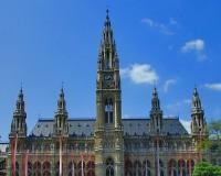 Αυστρία, Βιέννη: Το Δημαρχείο της πόλης