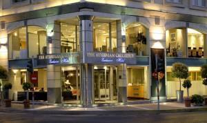 Athenian Callirhoe Hotel: Exterior View