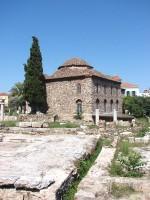 Athens Plaka: Fetiye Mosque, now a museum