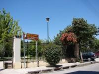 Plato Academy: One of the Entrance Gates to the site