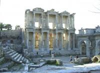 Ephesus Archaeological Site: The Library of Celsus