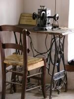 Λαογραφικό Μουσείο Καστοριάς: Η πρώτη μηχανή γουνοποιίας που ήλθε στην Καστοριά, μάρκας JACOBY