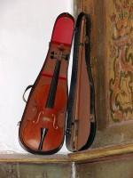 Λαογραφικό Μουσείο Καστοριάς: Βιολί