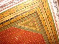 Λαογραφικό Μουσείο Καστοριάς: Και άλλη διακοσμημένη οροφή