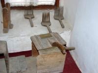 Λαογραφικό Μουσείο Καστοριάς: Το Λανάρι και άλλα εργαλεία επεξεργασίας του μαλλιού