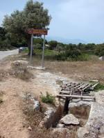 Malangavi Promontory, Perachora, Ancient Fountain