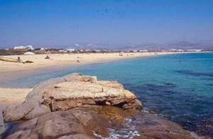 Naxos Ag. Prokopios beach