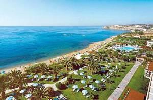 Ρέθυμνο: Η παραλία της Σκαλέτας