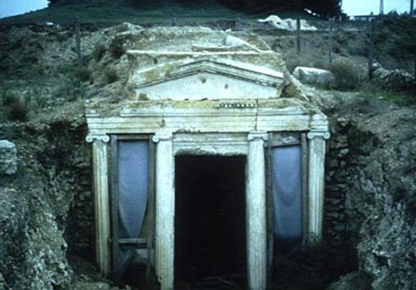 Vergina, the Royal Tombs