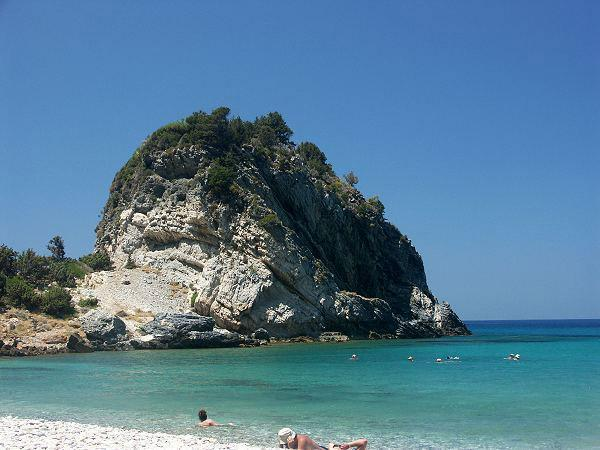 Samos Potami Beach