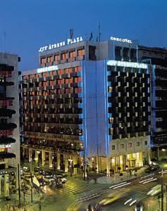 N.J.V. Athens Plaza Hotel