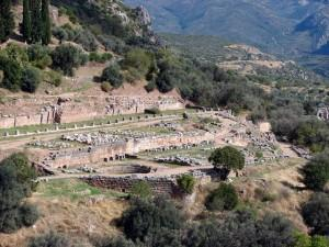 Magnificent Delphi in just two days, with dinner and overnight in Delphi.