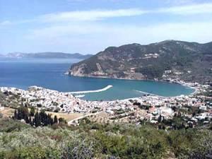 Skopelos General View