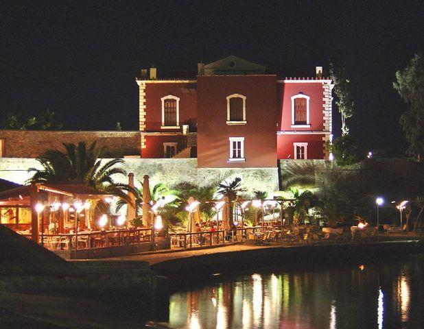 Evia Chalkida The Red house