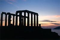 Sounion,Temple Poseidon