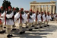 Acropolis and National Guards